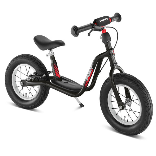 PUKY LR XL Learner Balance Bike - Matt Black