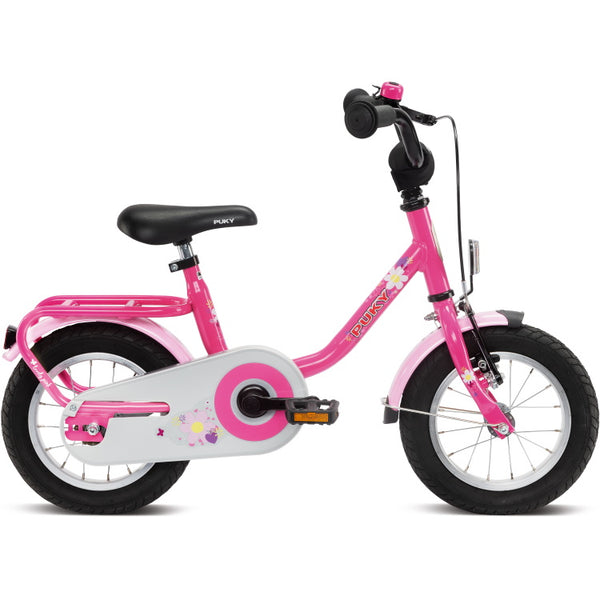 PUKY STEEL 12 Bike - Lovely Pink