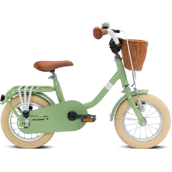 PUKY STEEL CLASSIC 12 Bike - Retro Green