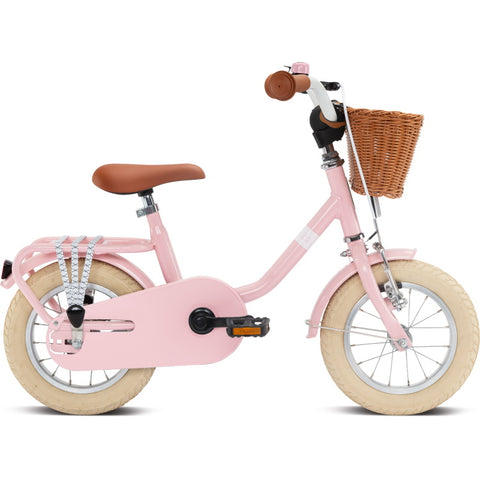 PUKY STEEL CLASSIC 12 Bike - Retro Rose