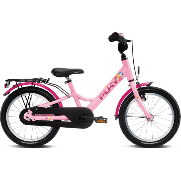PUKY YOUKE 16 Bike - Rose