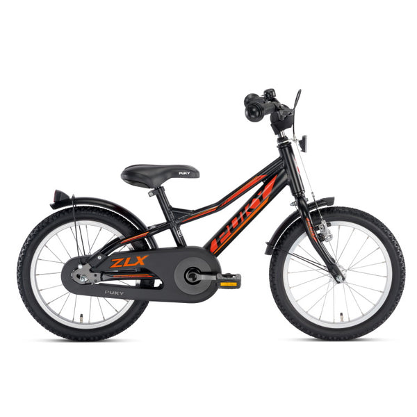 PUKY ZLX 16 ALU Bike - Black