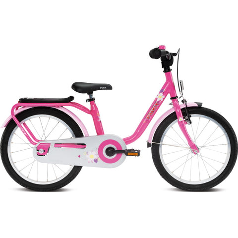 PUKY STEEL 18 Bike - Lovely Pink