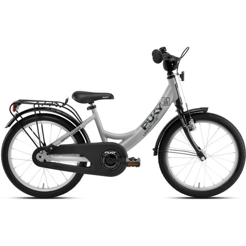 PUKY ZL 18 ALU Bike - Grey