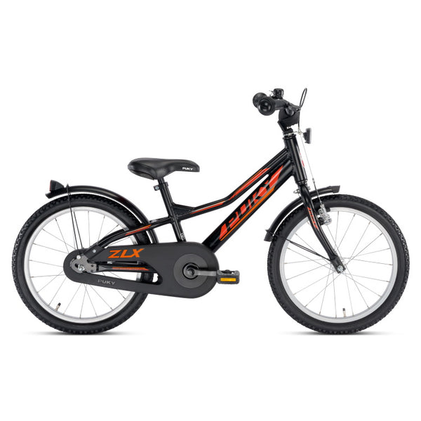 PUKY ZLX 18 ALU Bike - Black