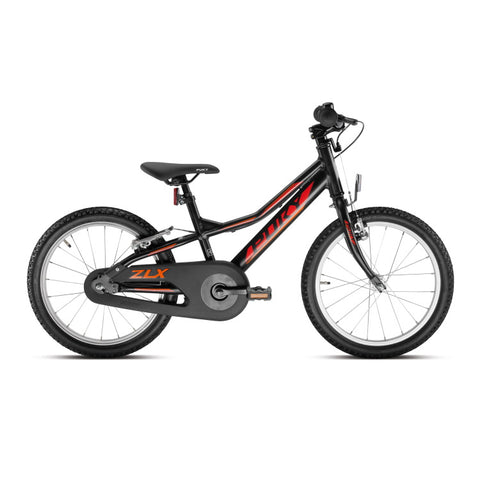 PUKY ZLX 18 ALU FREE WHEEL Bike - Black
