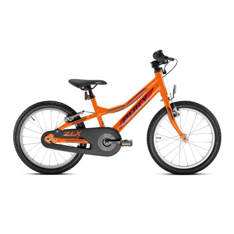 PUKY ZLX 18 ALU FREE WHEEL Bike - Orange