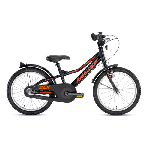 PUKY ZLX 18-3 ALU Bike - Black