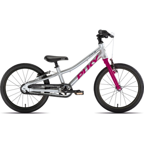 PUKY LS-PRO 18 Bike - Silver Berry