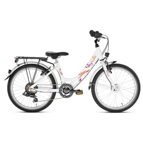PUKY SKYRIDE 20-6 ALU Bike - White