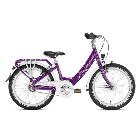 PUKY SKYRIDE 20-3 ALU Light Bike - Lilac