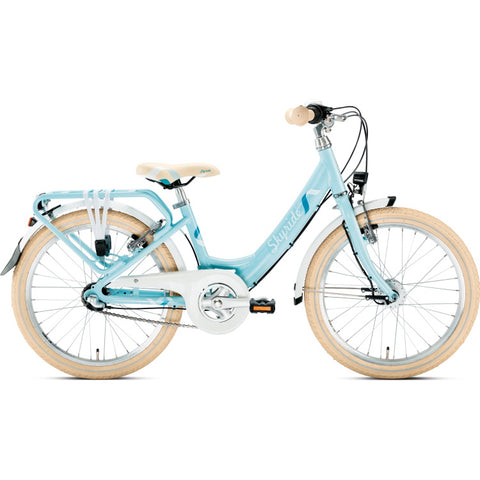 PUKY SKYRIDE 20-3 ALU Light Bike - Azure