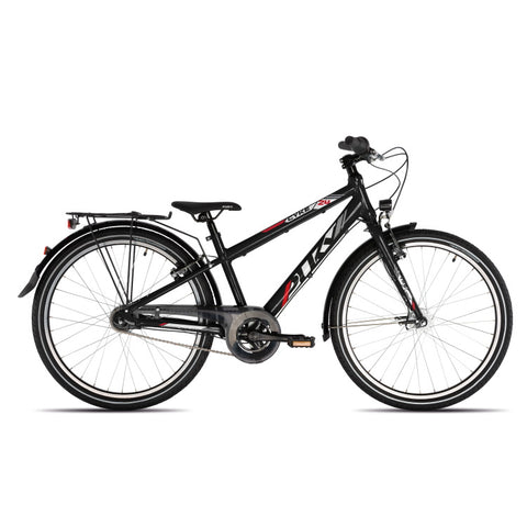 PUKY CYKE 24-3 ALU Bike - Black