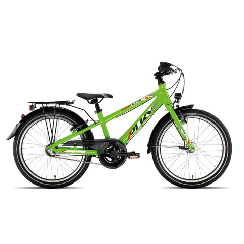 PUKY CYKE 20-3 ALU Light Bike - Kiwi