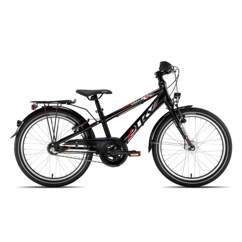 PUKY CYKE 20-3 ALU Bike - Black