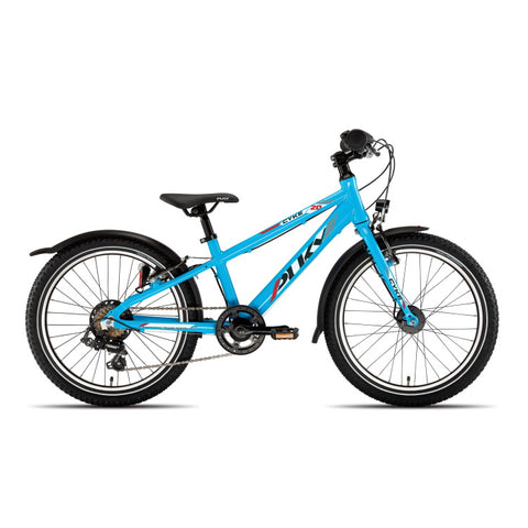 PUKY CYKE 20-7 ALU Active Bike - Fresh Blue