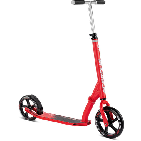 PUKY SpeedsUs ONE Scooter - Red