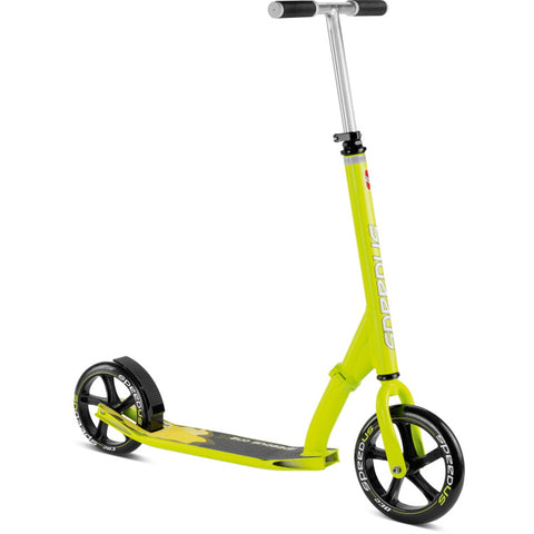 PUKY SpeedsUs ONE Scooter - Yellow