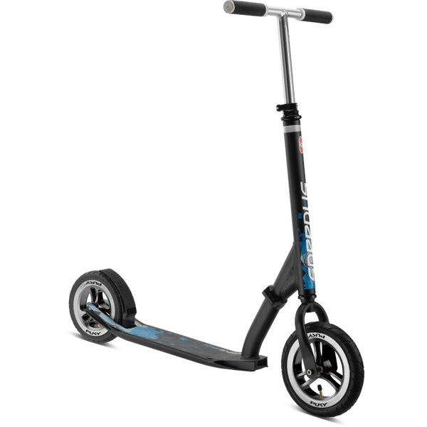 PUKY SpeedsUs TWO Scooter - Black Blue