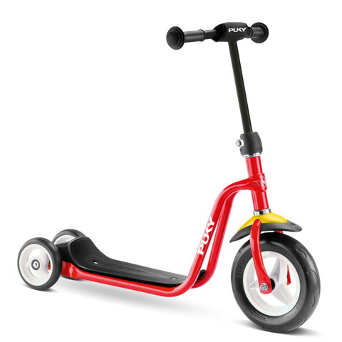 PUKY R 1 Scooter - Red White
