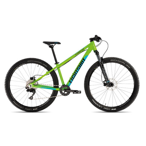 Eightshot X-Coady 275 Race Green Blue Black