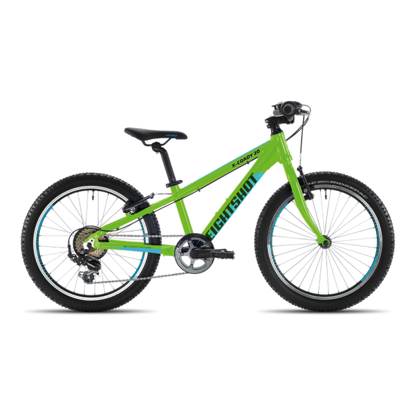 Eightshot X-Coady 20 Green Blue Black