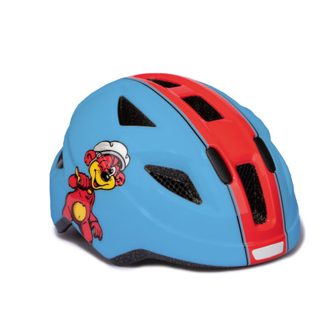 PUKY Small Children's Helmet - Blue Red