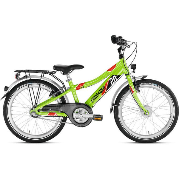 PUKY CRUSADER 20-3 ALU Bike - Kiwi Green