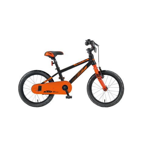 KTM 2020 Kid 16.1 MTB Black Orange