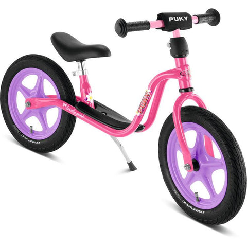 PUKY LR 1L Learner Balance Bike - Lovely Pink