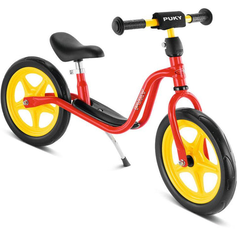 PUKY LR 1 EVA Learner Balance Bike - Red