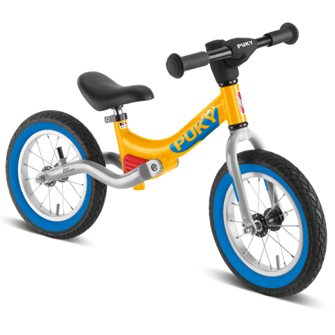 PUKY LR Splash Learner Balance Bike - Yellow