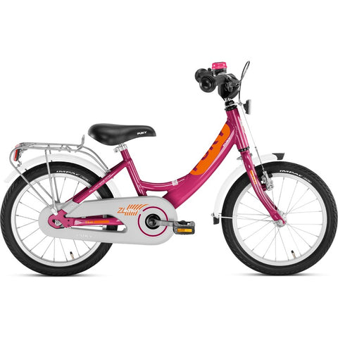 PUKY ZL 16 ALU Edition Bike - Berry