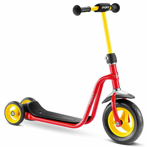 PUKY R 1 Scooter - Red