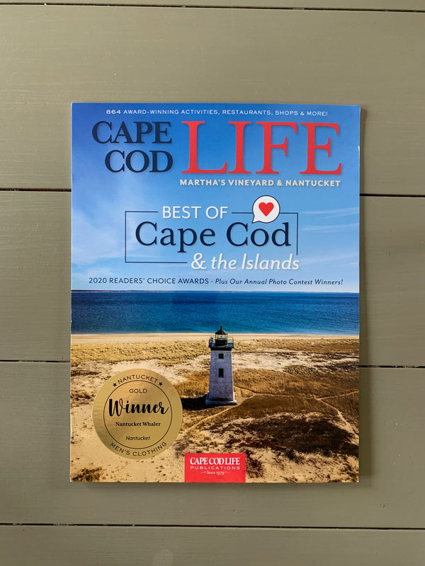 Rated Gold by Cape Cod Life