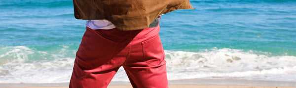 "Forbes Names The ""Nomad Pant"" One Of The Best Lightweight Pants For Summer 2020"