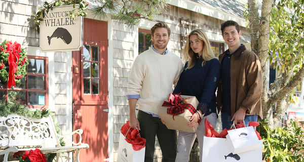 PRESS RELEASE: Nantucket Whaler Opens Pop-Up Shop in West Palm Beach, Florida in Time for the Holidays