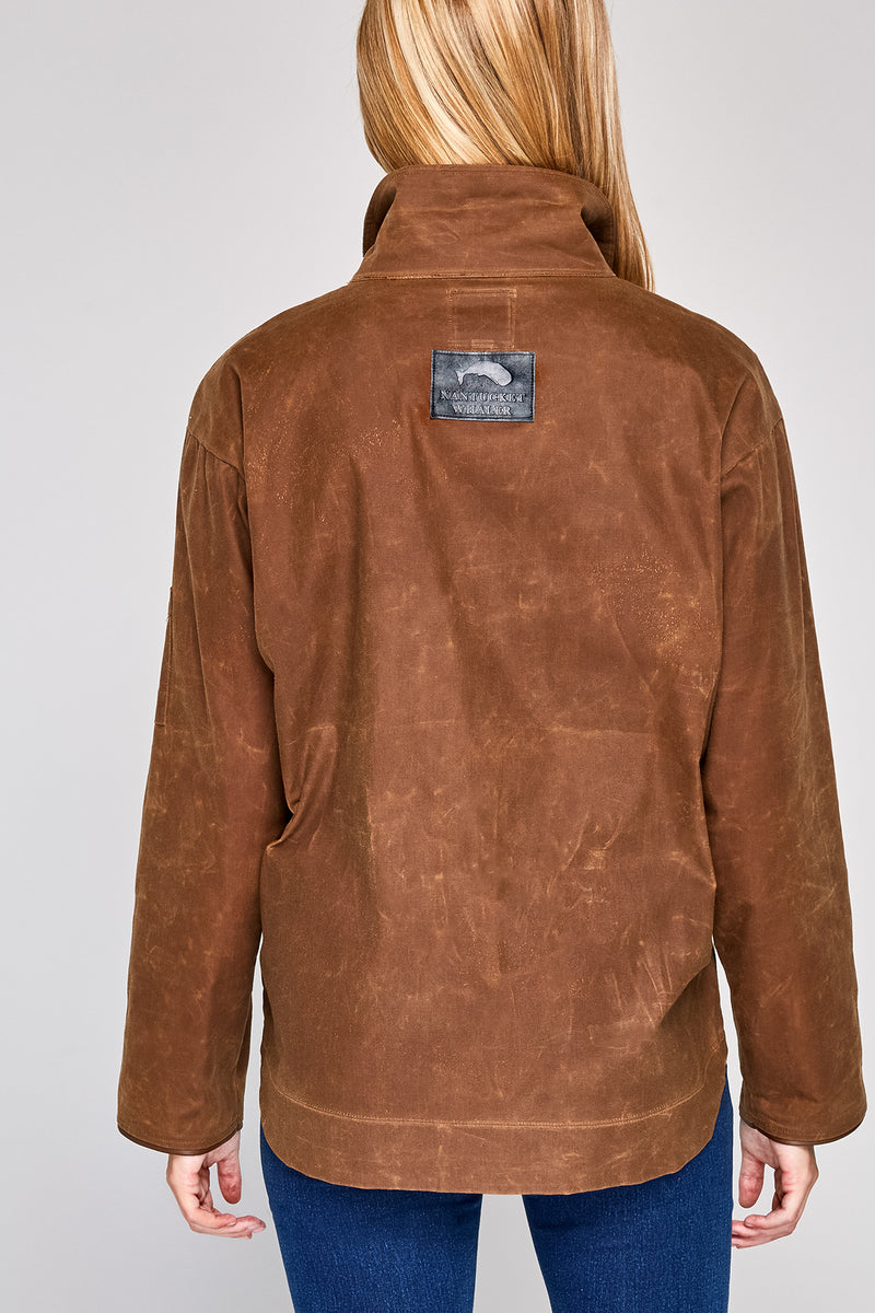 Whale Watcher Waxed Jacket