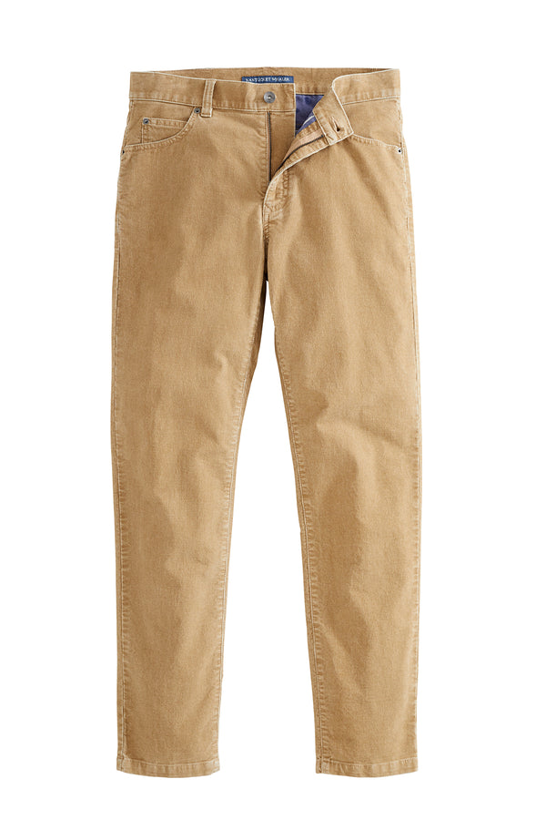Buoy Stretch Corduroy Five Pocket Pant