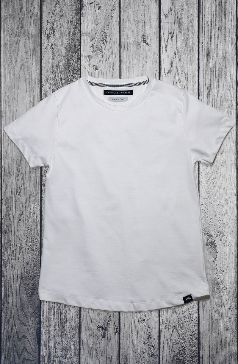 Women's Mist Short Sleeve Luxe Tee