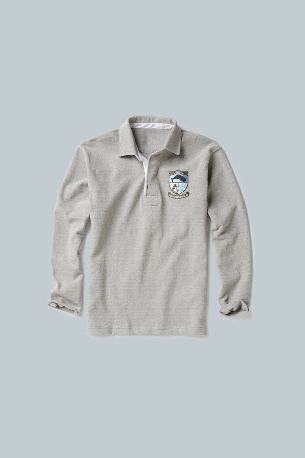 THE 1837 <BR><H6>Long Sleeve Classic Rugby