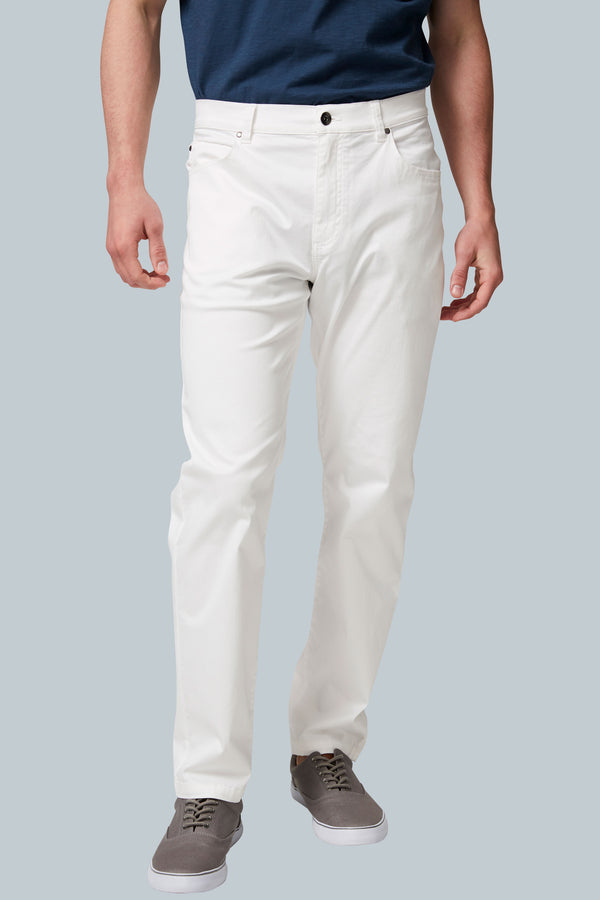 THE NOMAD <br><h6>Slim Fit 5 Pocket Pant