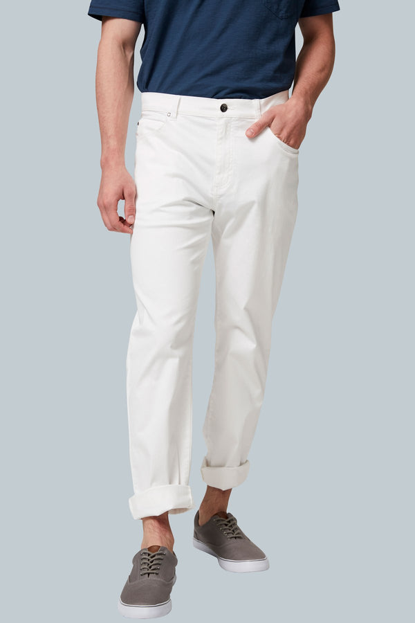 THE NOMAD Stretch Slim Fit 5 Pocket Pant