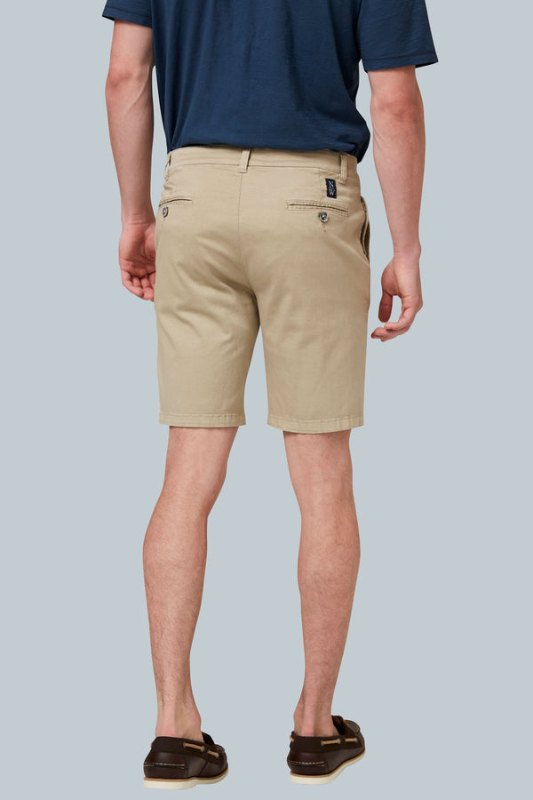 Rover Stretch Garment Dye Chino Short