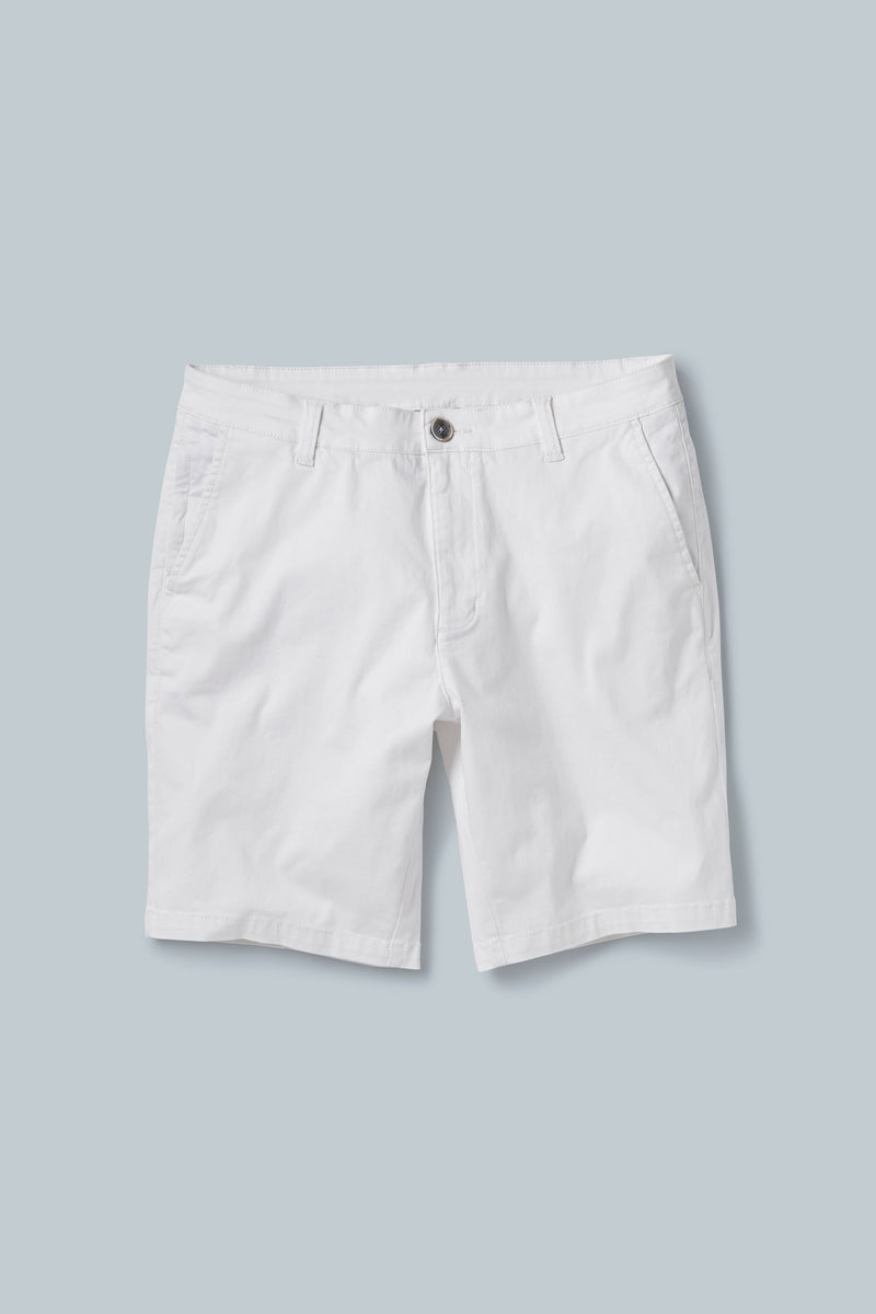 THE ROVER <br><h6>Stretch Twill Chino Short