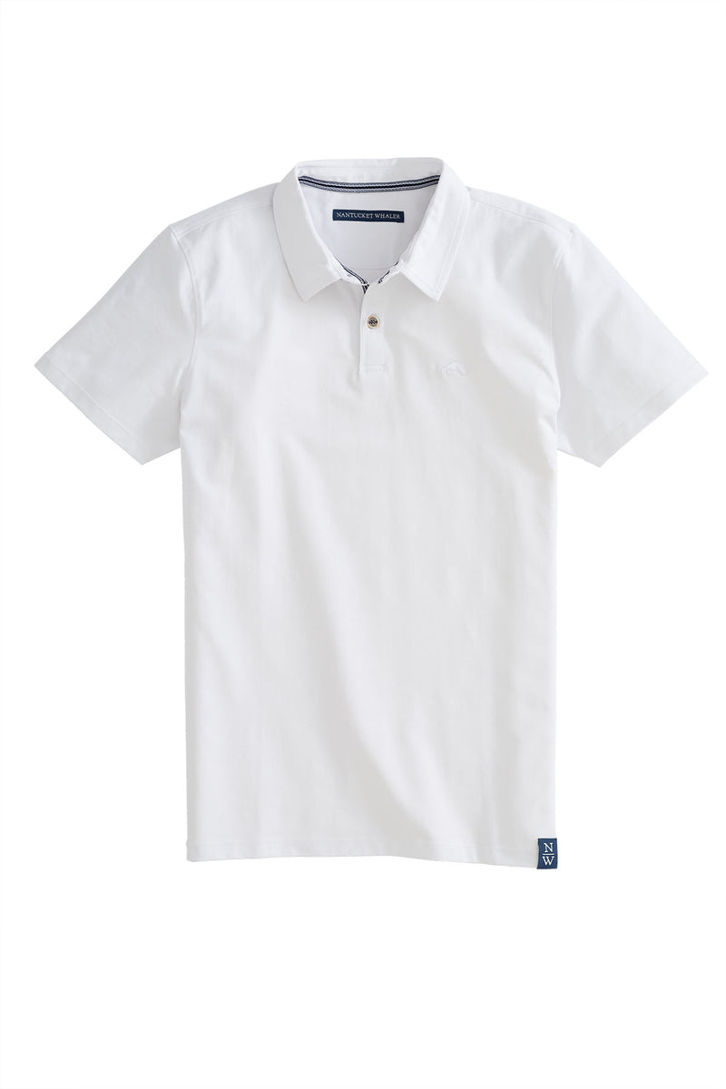 Port Short Sleeve Polo