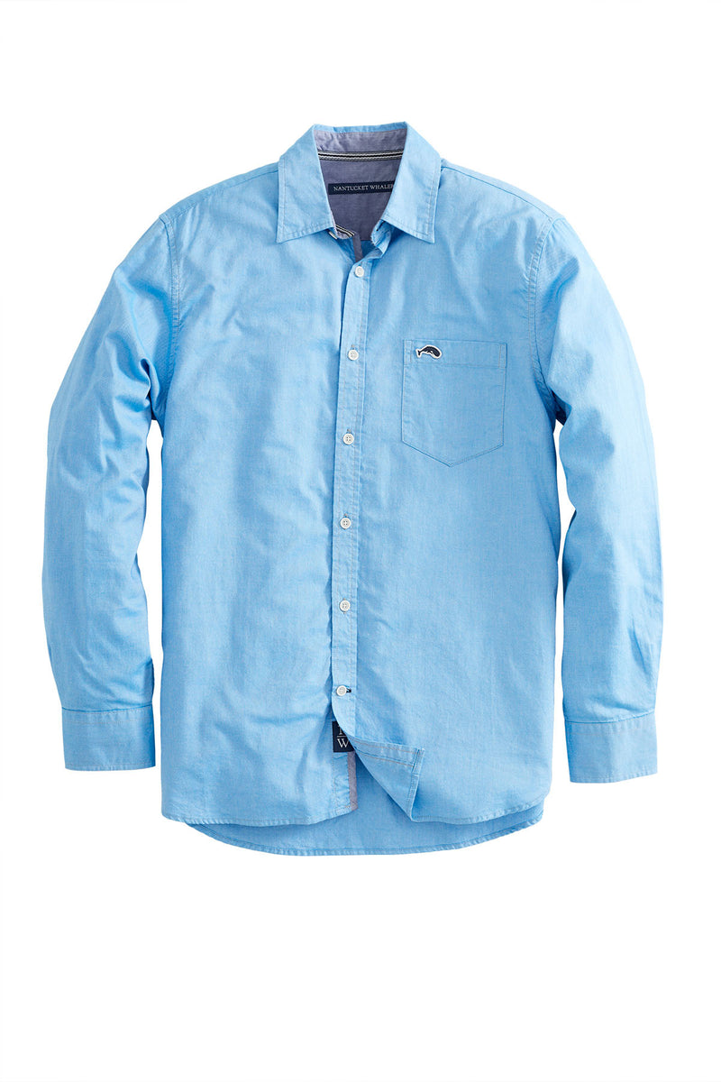 Rainbow Fleet Long Sleeve Oxford Shirt