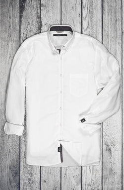 Regatta Slub Button Down Shirt