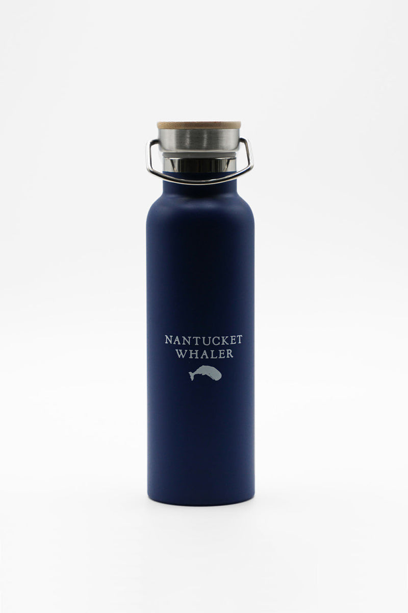 21OZ Provisions Stainless Bottle with Wood Lid