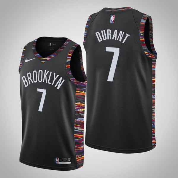 buy popular 67238 d79fa Durant Nets 'City Edition' Swingman Jersey
